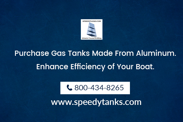 Improving Fuel Efficiency of Boats with Aluminum Gas Tanks